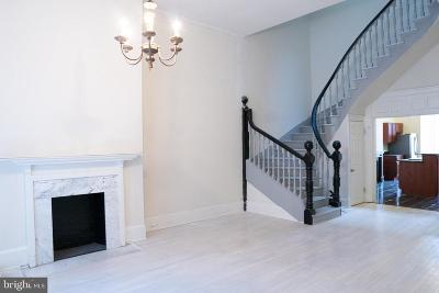Baltimore City Rental For Rent: 1023 N Calvert Street