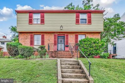 Baltimore City Single Family Home For Sale: 1010 Argonne Drive