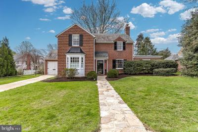 Baltimore Single Family Home For Sale: 705 Saint Georges Road