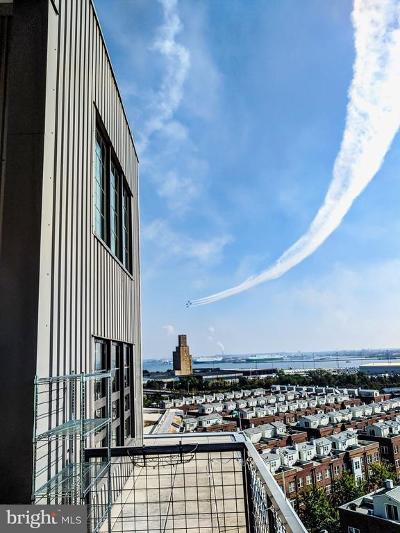 Locus Point, Locust Point, Locust Point/Silo Point Condo For Sale: 1200 Steuart Street #1046