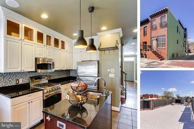 Baltimore City Townhouse For Sale: 12 S Collington Avenue