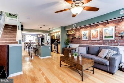 Baltimore City Townhouse For Sale: 4604 Dillon Street