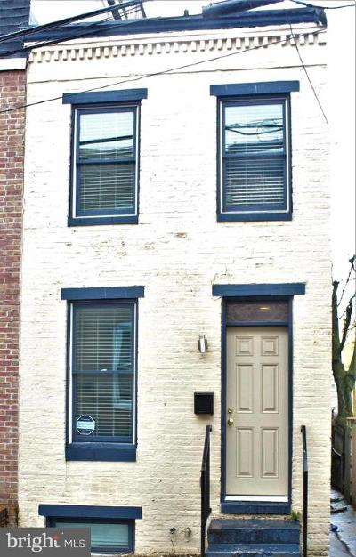 Baltimore City Townhouse For Sale: 1700 Marshall Street