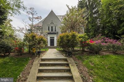 Baltimore Single Family Home For Sale: 4102 Underwood Road