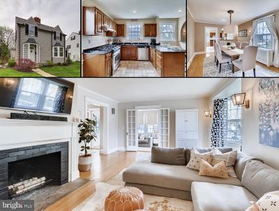 Baltimore Single Family Home For Sale: 317 Broxton Road