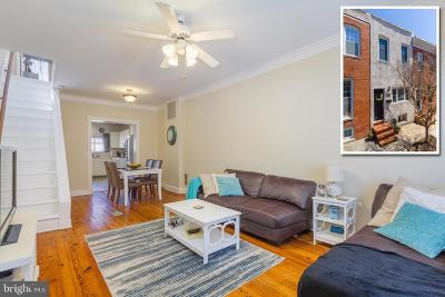 Canton Townhouse For Sale: 827 S Bouldin Street
