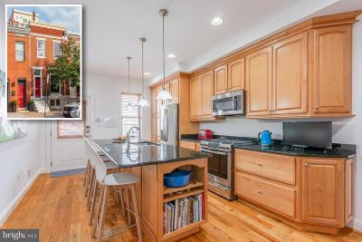 Baltimore City Townhouse For Sale: 1105 S Highland Avenue