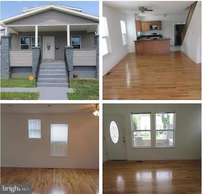 Single Family Home For Sale: 3804 Penhurst Avenue
