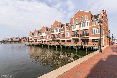 Canton, Canton Company, Canton Cove, Canton East, Canton, Patterson Park, Canton/Brewers Hill, Canton/Lighthouse Landing Condo For Sale: 2327 Boston Street #5