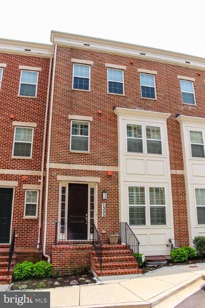 Baltimore City Townhouse For Sale: 1305 Belt Street
