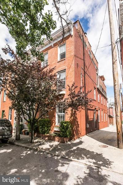 Baltimore City Townhouse For Sale: 136 E Gittings Street