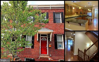 Townhouse For Sale: 506 N Chester Street