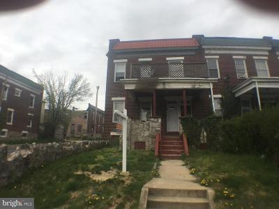 Baltimore Multi Family Home For Sale: 2536 Loyola Southway