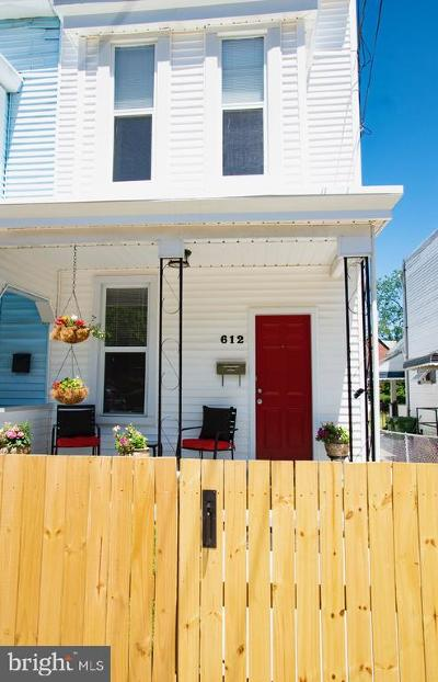 Hampden Single Family Home For Sale: 612 Berry Street