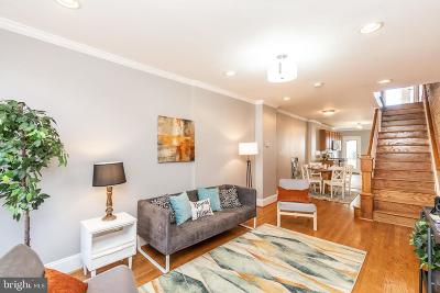 Canton Townhouse For Sale: 932 S Curley Street