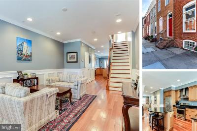 Canton Townhouse For Sale: 1012 S Baylis Street