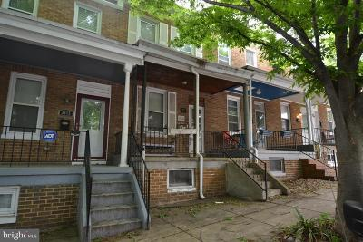 Woodberry Townhouse For Sale: 3614 Malden Avenue