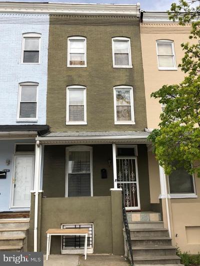 Remington Townhouse For Sale: 2819 Hampden Avenue