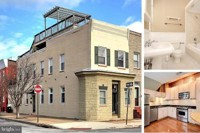 Canton Townhouse For Sale: 3000 Dillon Street