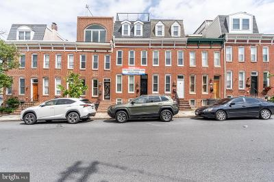 Federal Hill Townhouse For Sale: 1347 Jackson Street