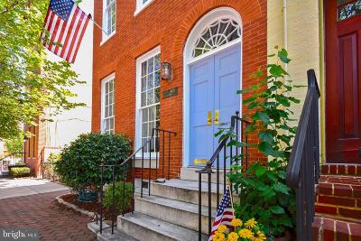 Federal Hill, Federal Hill - Riverside, Federal Hill South Townhouse For Sale: 805 William Street