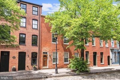 Fells Point Condo For Sale: 824 S Bond Street #B