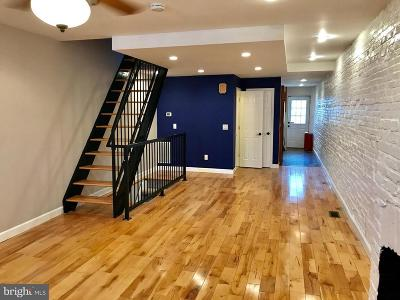 Federal Hill Townhouse For Sale: 135 Ostend Street W
