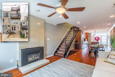 Federal Hill, Federal Hill - Riverside, Federal Hill South Townhouse For Sale: 1345 Jackson Street