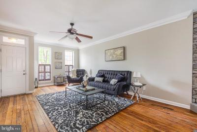 Federal Hill Townhouse For Sale: 1410 S Hanover Street