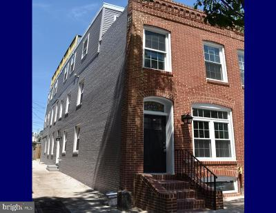 Canton Townhouse For Sale: 2400 Hudson Street
