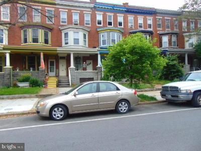Charles Village Multi Family Home For Sale: 2916 Guilford Avenue