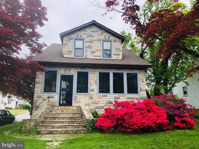 Hamden, Hamilton, Hamilton Area, Hamilton-Lauraville, Hamilton/Parkville, Hamilton/Rosemont East, Hamiltowne Single Family Home For Sale: 2700 White Avenue