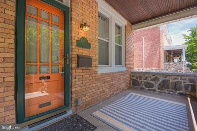 Hampden Townhouse For Sale: 1300 W 40th Street