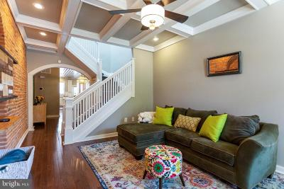 Federal Hill Townhouse For Sale: 112 W Fort Avenue W