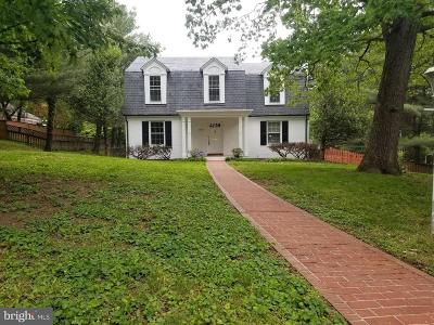 Baltimore Single Family Home For Sale: 5203 N Charles Street