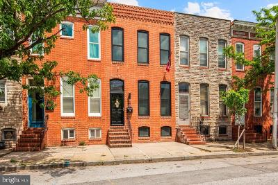 Canton Townhouse For Sale: 3106 O'donnell Street
