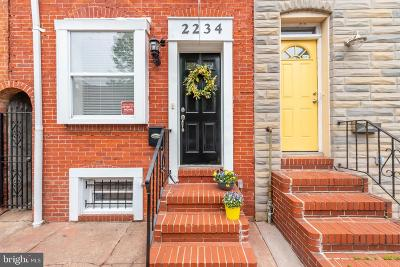Canton Townhouse For Sale: 2234 Cambridge Street
