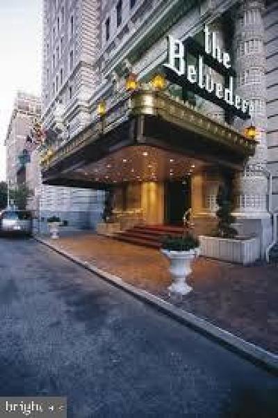 Mount Vernon Rental For Rent: 1 E Chase Street #814