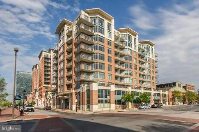 Baltimore City Condo For Sale: 1400 Lancaster Street #305