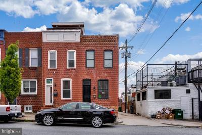 Canton Townhouse For Sale: 3301 Fleet Street