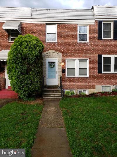 Belair - Edison Townhouse For Sale: 3558 Dudley Avenue