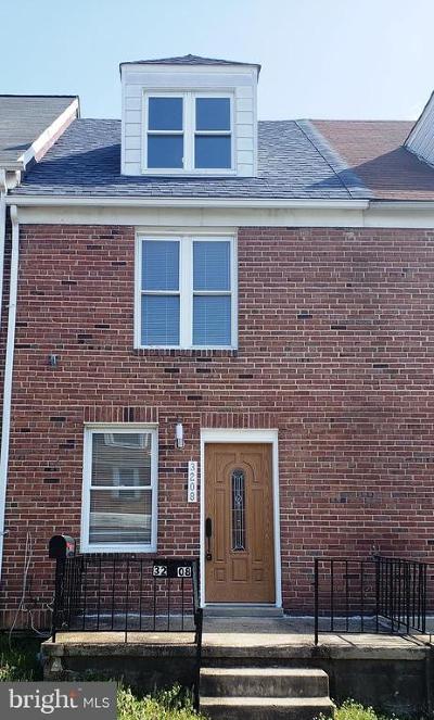 Belair - Edison Townhouse For Sale: 3208 Lake Avenue