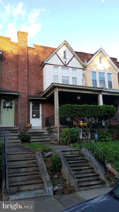 Baltimore Townhouse For Sale: 3619 Elkader Road