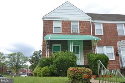 Belair - Edison Townhouse For Sale: 3949 Kenyon Avenue