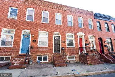 Canton Townhouse For Sale: 817 S Decker Avenue