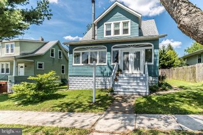 Single Family Home For Sale: 3806 Chesley Avenue