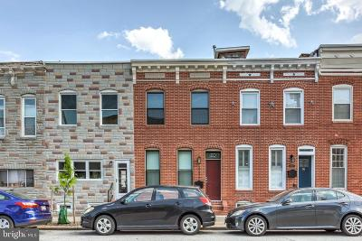 Canton Townhouse For Sale: 3217 Dillon Street