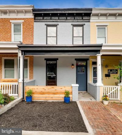 Hampden Townhouse For Sale: 3441 Chestnut Avenue