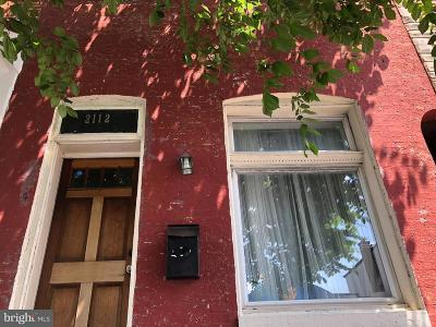 Upper Fells Point Townhouse For Sale: 2112 Eastern Avenue