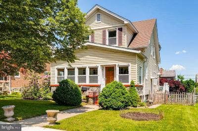 Baltimore Single Family Home For Sale: 2208 Kentucky Avenue